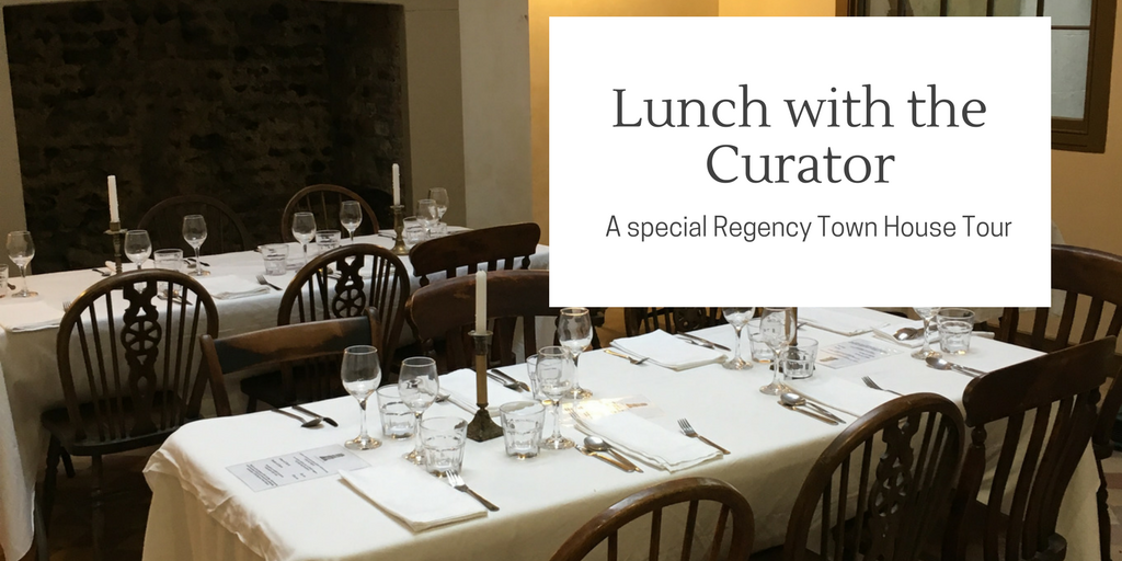 Lunch with the curator banner