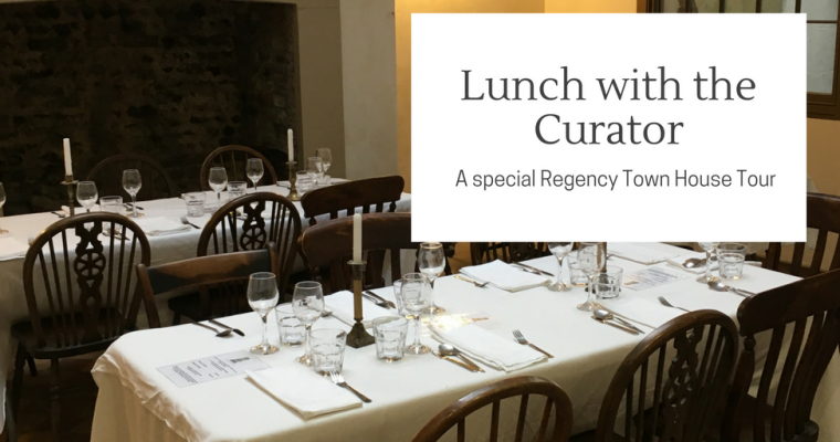 What is Lunch with the Curator?