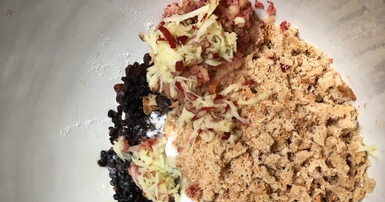 How to make a traditional Christmas Pudding in a Pudding Cloth