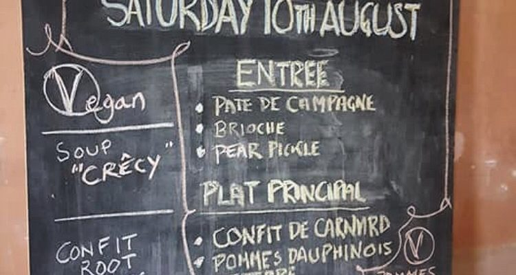 Dine Like a Servant goes to France